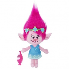Hasbro Trolls B7772 Тролли Говорящая Поппи