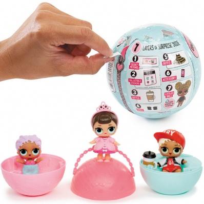 LOL 546764 Кукла-сюрприз в шарике