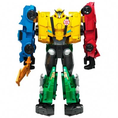 Hasbro Transformers C0624 Трансформеры Роботы под прикрытием: Тим-Комбайнер