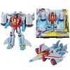 Hasbro Transformers E1886/E1906 Трансформер КИБЕРВСЕЛЕННАЯ 19 см Старскрим