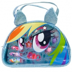 Markwins 9802451 My Little Pony Игровой набор детской декоративной косметики в сумочке