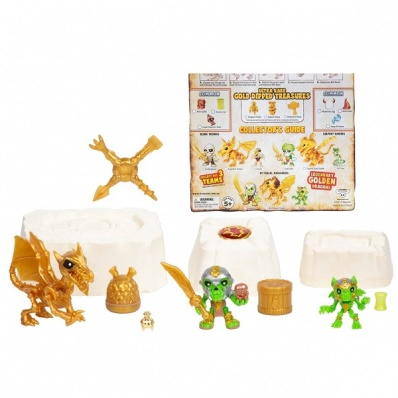 "Treasure X 41511T Мега набор ""Золото драконов"""