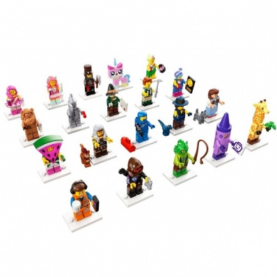 Lego Movie 2 71023 Конструктор Лего Фильм 2 Минифигурка