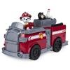 Paw Patrol 6046797-Mar Щенячий патруль машинка Спасательная станция - трансформер Маршел