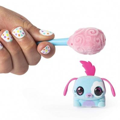 Zoomer 6045399 Зумер Лоллипетс электронная игрушка (управляй зверьком с помощью сладости)