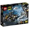 LEGO Super Heroes 76118 Конструктор Лего Супер Герои Гонка на мотоциклах с Мистером Фризом