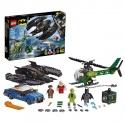 LEGO Super Heroes 76120 Конструктор Лего Супер Герои Бэткрыло Бэтмена и ограбление Загадочника