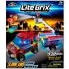 Lite Brix LB35818 Лайт Брикс Служба спасения Машина