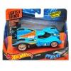 Hot Wheels HW90561 Машинка Хот вилс на батарейках со светом механическая, синяя 14 см