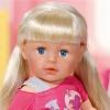 Zapf Creation Baby born 820-704 Бэби Борн Кукла Сестричка, 43 см